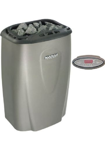 Harvia - Moderna 6kW Heater with Digital Controls